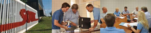 Frábica SOTIC, oficina técnica, pintura y procesamiento de chapa para sistemas de almacenamiento.